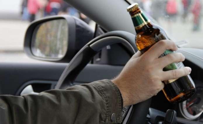 За дві доби поліція зупинила 14 п'яних водіїв на Закарпатті