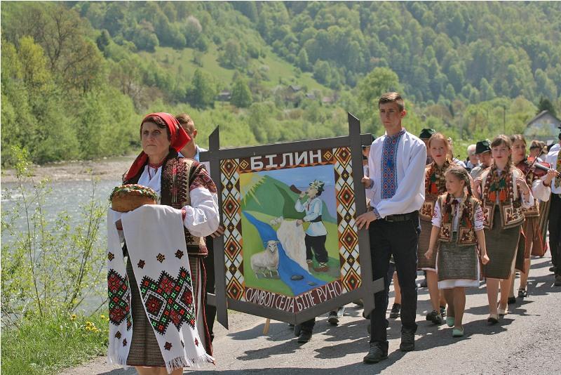 Закарпатців запрошують на фестиваль Гуцульська паска у село Білин