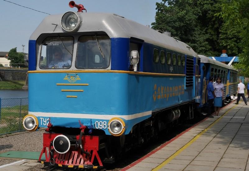 В Ужгороді дитяча залізниця 4 травня відкриє літній сезон. Усі рейси завтра безкоштовні