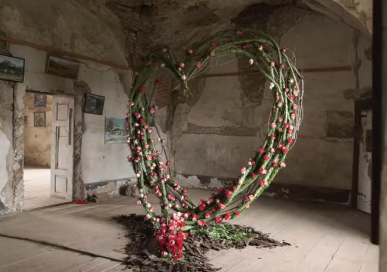 У Чинадієві стартував фестиваль квітів Кохання у Сент-Міклоші