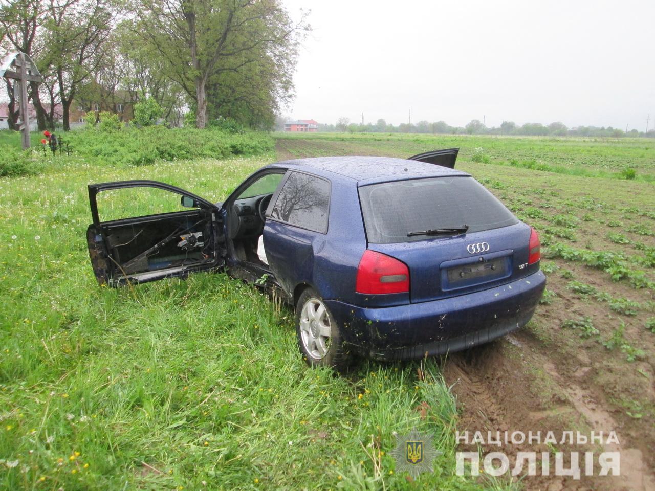 На Тячівщині сталась смертельна ДТП: загинув молодий чоловік