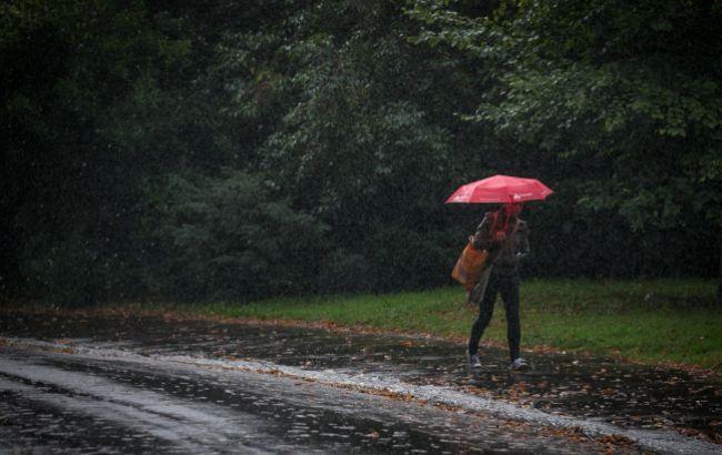 Прогноз погоди на Закарпатті