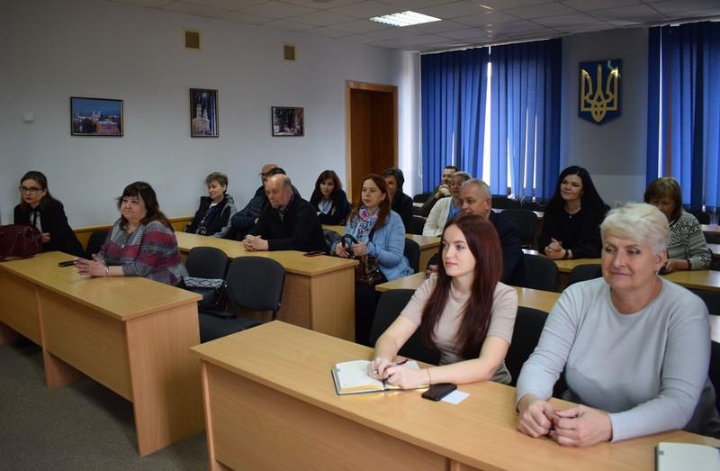 Чеські вчителі із краю Височина приїхали в Україну