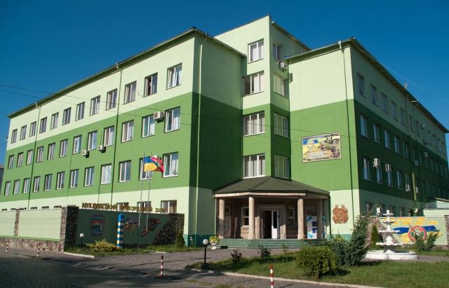 До Мукачівського прикордонного загону прибули 200 курсантів Національної академії Держприкордонслужби