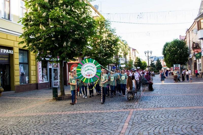 У Мукачеві в п'ятницю розпочнеться фестиваль народного мистецтва Смарагдові витоки