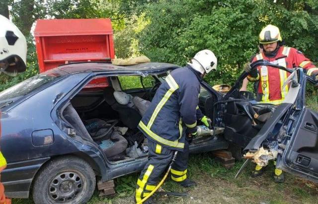 Закарпатські рятувальники проходять регулярні навчання за стандартами ЄС