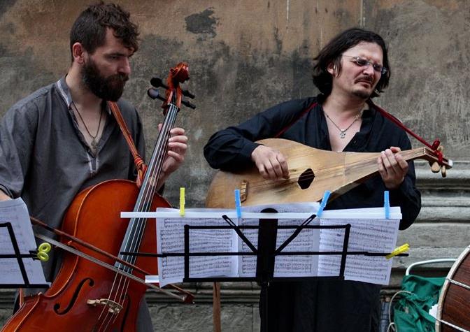 В Ужгороді 20 травня відбудеться унікальний концерт української барокової музики від тріо Посока
