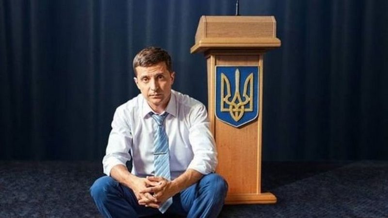 """""""Здайте ключ, розрахуйтесь за міні-бар і вперед"""", – Зеленський звернувся до Порошенко"""
