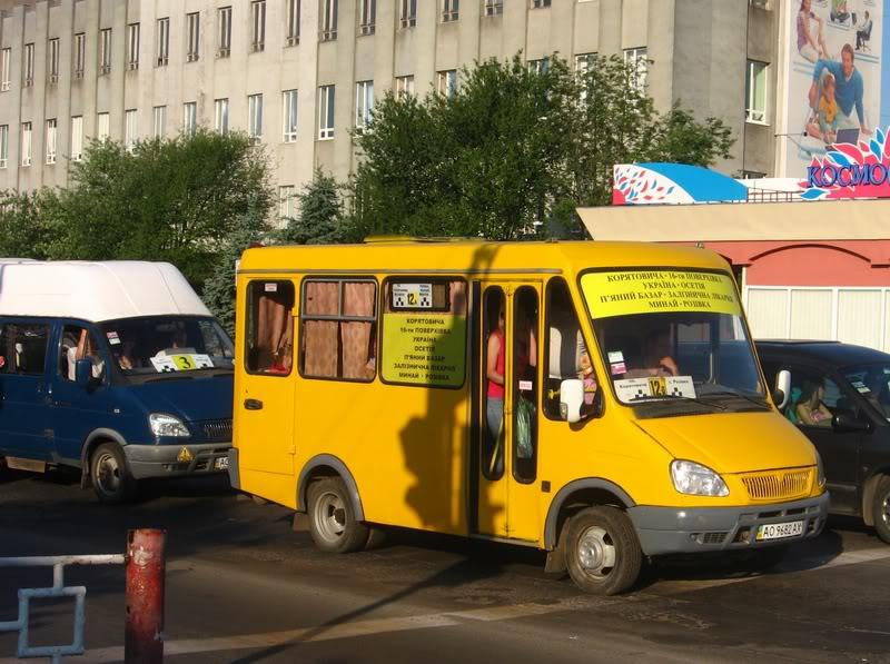 """В Ужгороді планують підвищити вартість проїзду у """"маршрутках"""" до 7 гривень"""