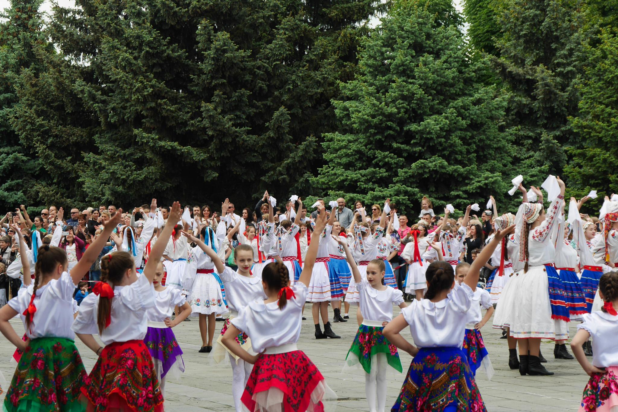 В Ужгороді відбувся хореографічний фестиваль «Сакура Dance»