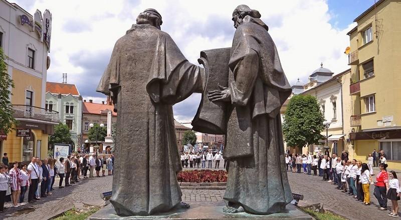У центрі Мукачева відбудеться патріотичний флешмоб