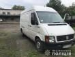 У Сваляві від чоловіка вкрали мікроавтобус