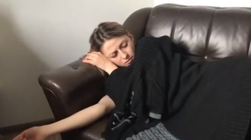 """""""Коли жона захворіла"""", — нове відео від Крістіни Третяк"""