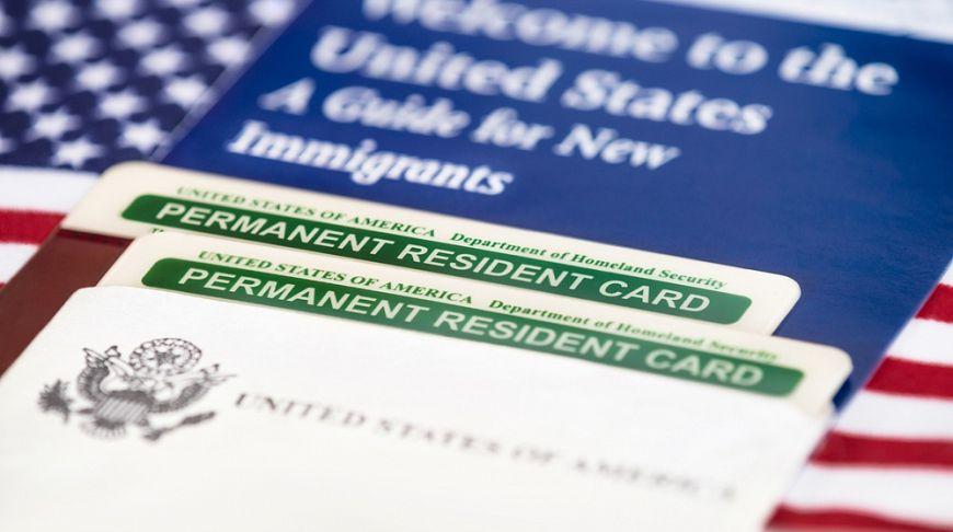 """Президент США хоче скасувати лотерею """"зелених карт"""""""