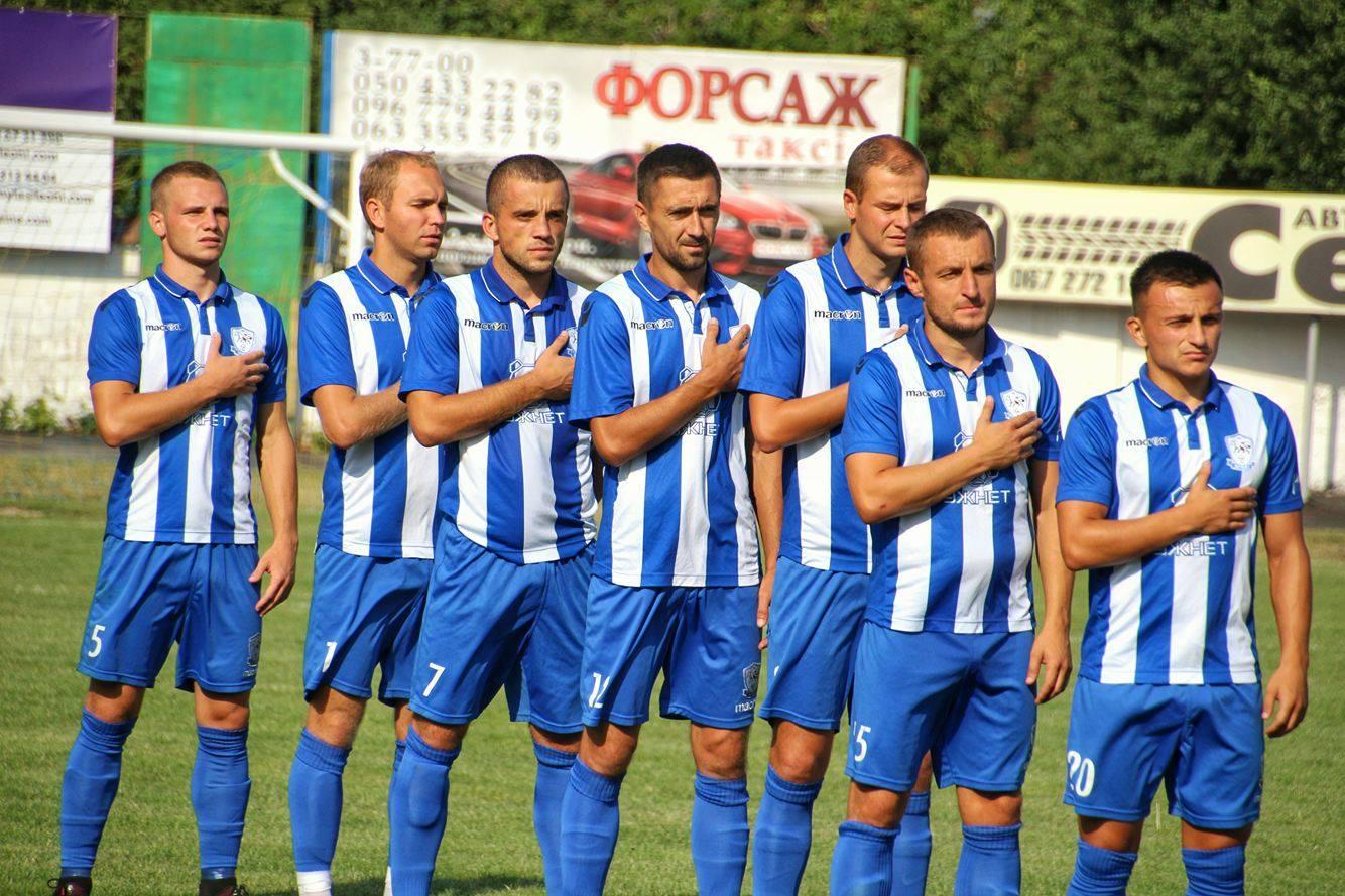 «Минай» переміг в останній домашній грі сезону «Поділля»