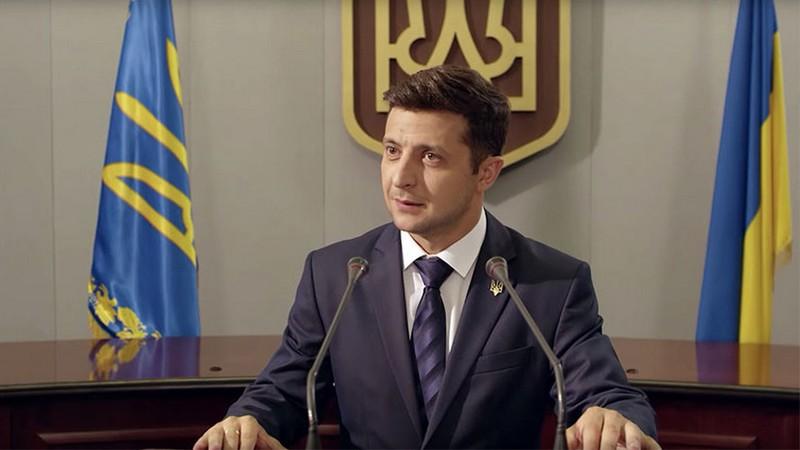 Володимир Зеленський розпускає Верховну Раду
