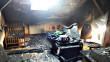 10 рятувальників гасили пожежу у дворівневій квартирі