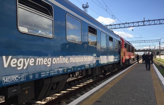 """Відомий мандрівник розповів про плюси на мінуси потягу """"Мукачево-Будапешт"""""""