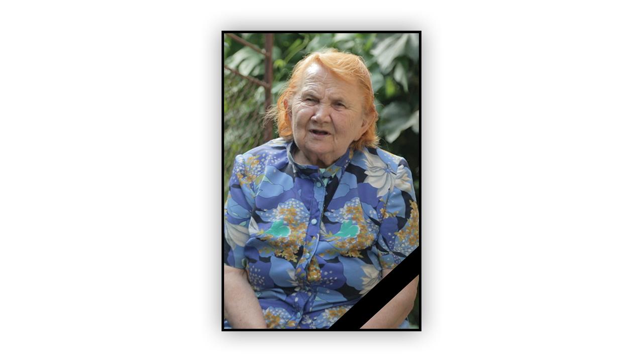 Сьогодні у Мукачеві прощатимуться із Софією Гарагонич