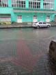 Внаслідок зливи підтоплені деякі вулиці Мукачева