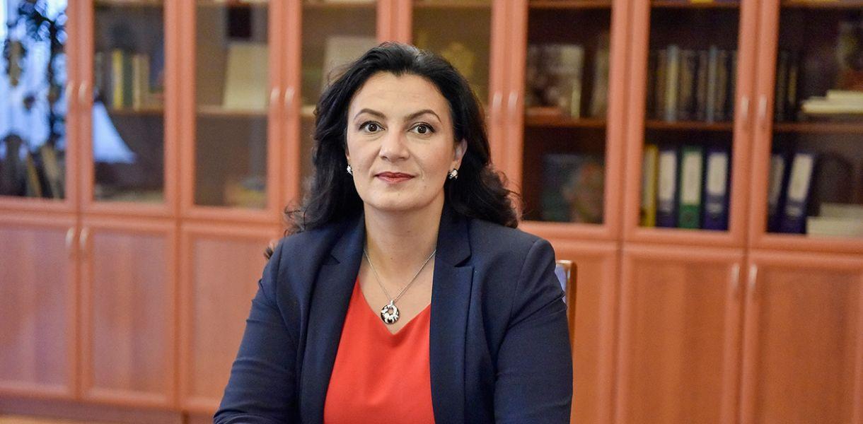 Іванна Климпуш-Цинцадзе може стати виконувачкою обов'язків прем'єра