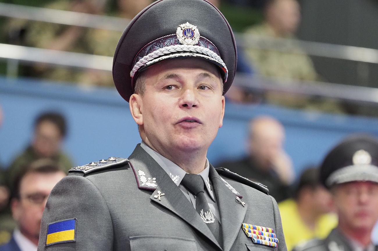 Валерій Гелетей написав рапорт на звільнення