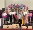Гімнастки Мукачева привезли призові місця з Міжнародного турніру