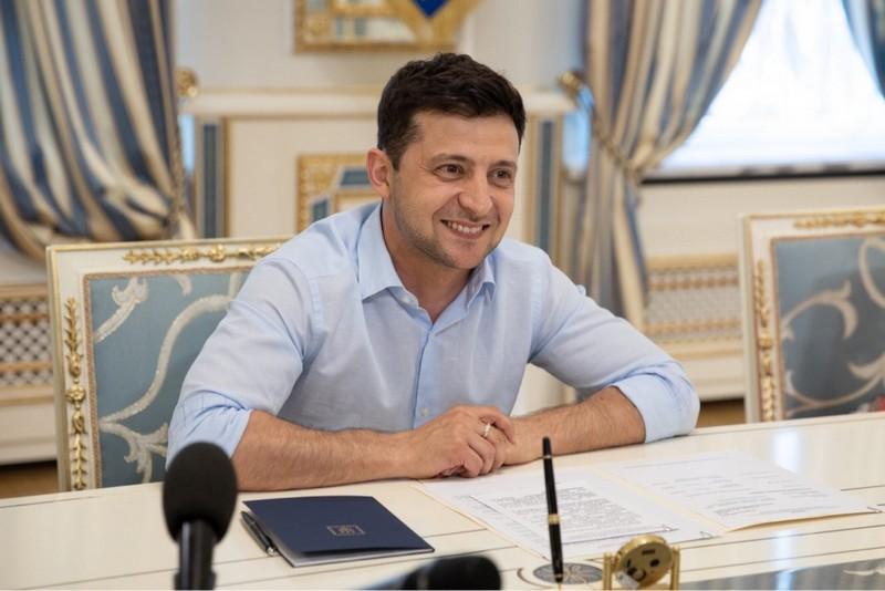 На сайті президента з'явилась петиція за відставку Володимира Зеленського