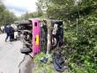 В автобуса відмовили гальма: поліція оприлюднила офіційну інформацію про смертельну ДТП