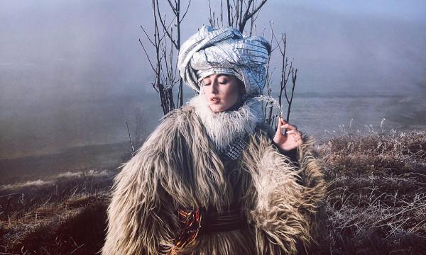 Закарпатка Аліна Паш випустила першу частину дебютного альбому: слухати