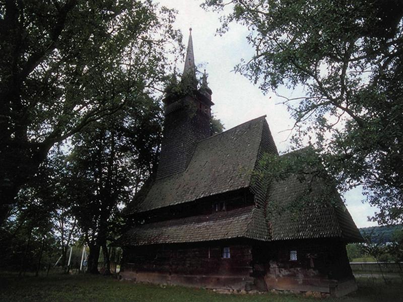 В селі Крайниково на Закарпатті зберігся один з найдавніших готичних храмів
