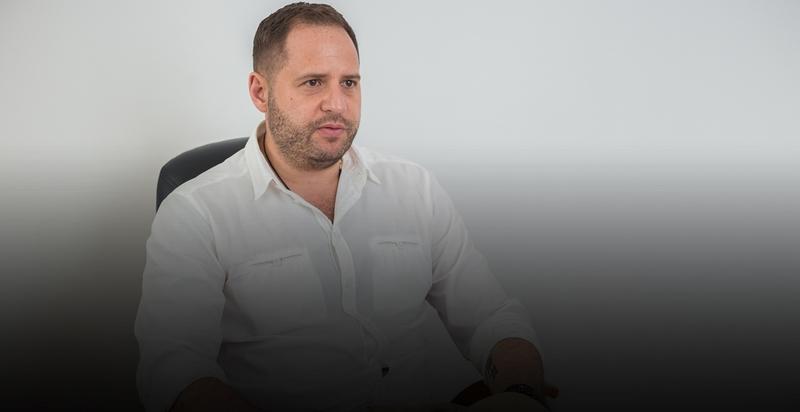 Помічник президента Андрій Єрмак відвідає Закарпаття 27 травня