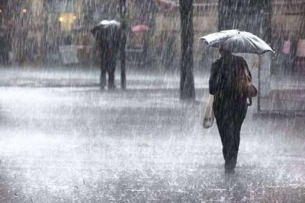 На Закарпатті очікують сильні дощі та грози