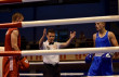 Чемпіонат Ужгорода з боксу триває цими днями в спорткомплексі