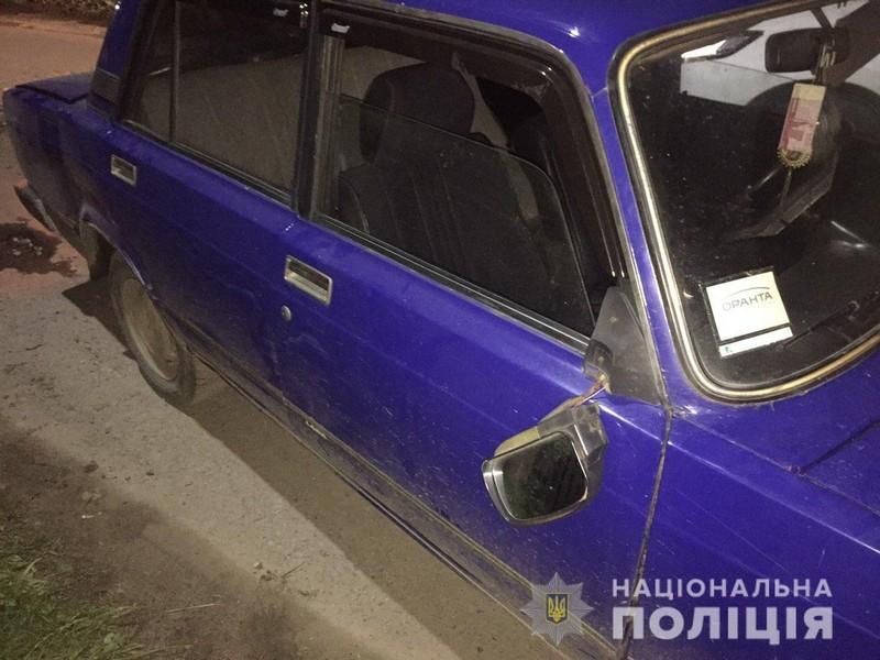 Вночі нетверезий водій скоїв ДТП у селі Богдан Рахівського району