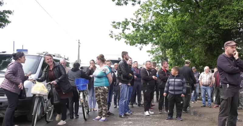 На Закарпатті жителі сіл Керецьки та Березники можуть перекрити трасу Київ-Чоп