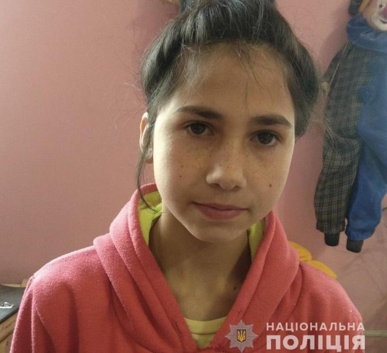 Поліція знайшла 12-річну дівчинку, яка втекла із притулку в Батєві, в Івано-Франківській області