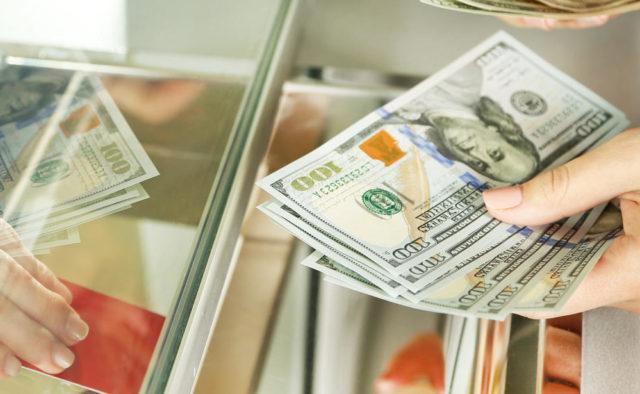 Курс валют на 31 травня 2019 року
