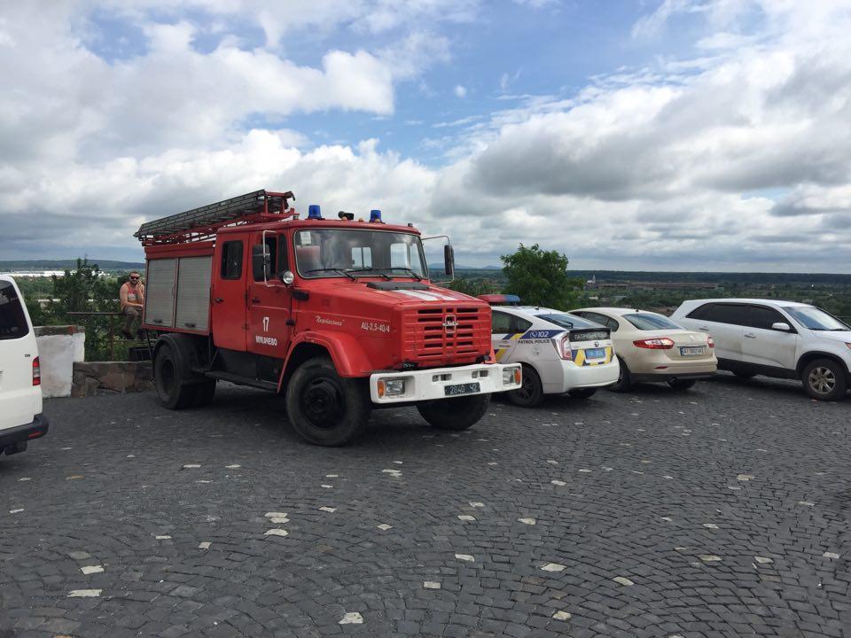 Замінування будівель у Мукачеві: нові подробиці від рятувальників