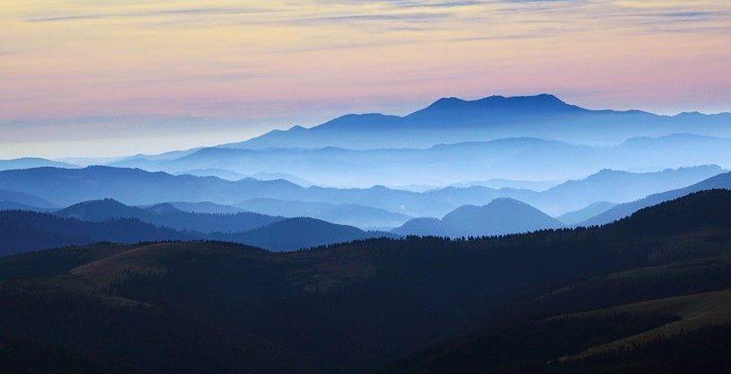 Відео з висоти: Чорногірський хребет