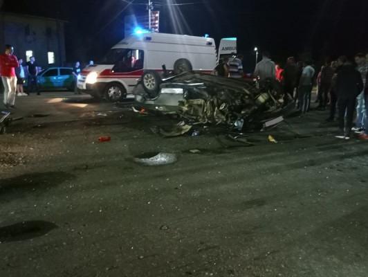 Вночі сталася жахлива ДТП: авто перетворилося на купу металобрухту