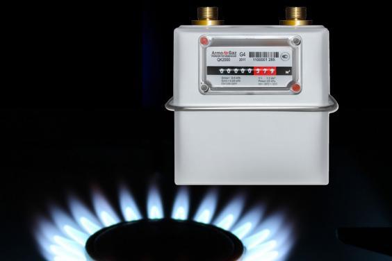 Українці будуть передавати показники газових лічильників самостійно