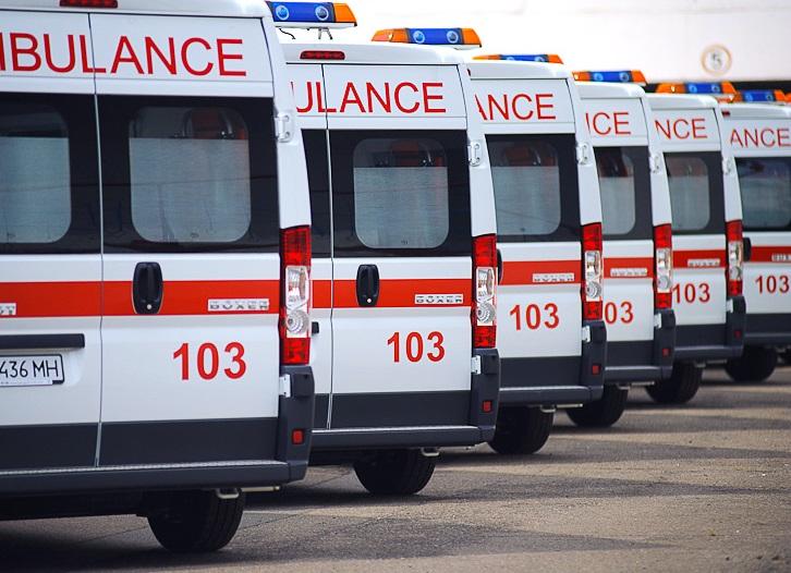 В Закарпатській області 5-7 червня відбудуться змагання бригад екстреної медичної допомоги