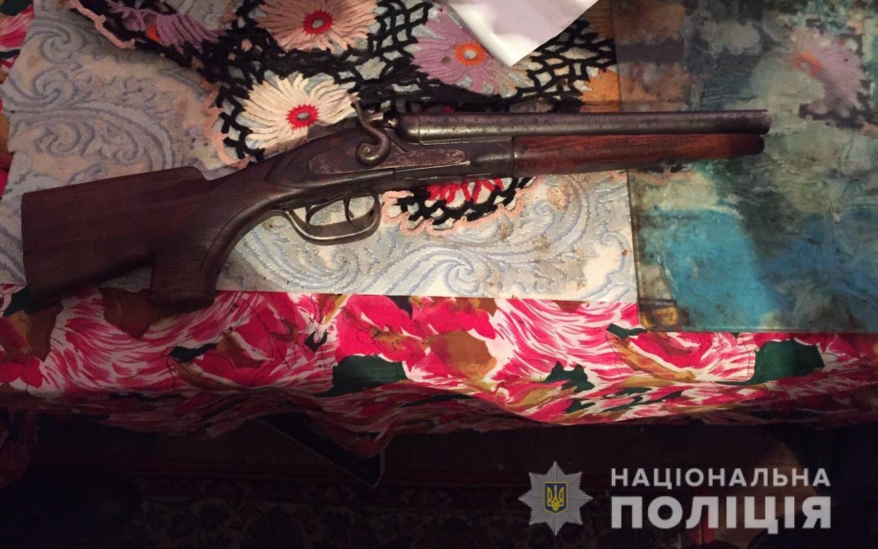 У квартирі раніше судимого мукачівця знайшли зброю