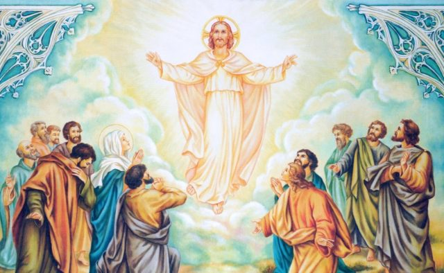 6 червня 2019 року відзначають свято Вознесіння Господнього