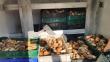 В одному з міст області за день скуповують сотні кілограм грибів