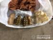 В Ужгороді затримали чоловіка, що збирався продати дві гранати та тротилову шашку