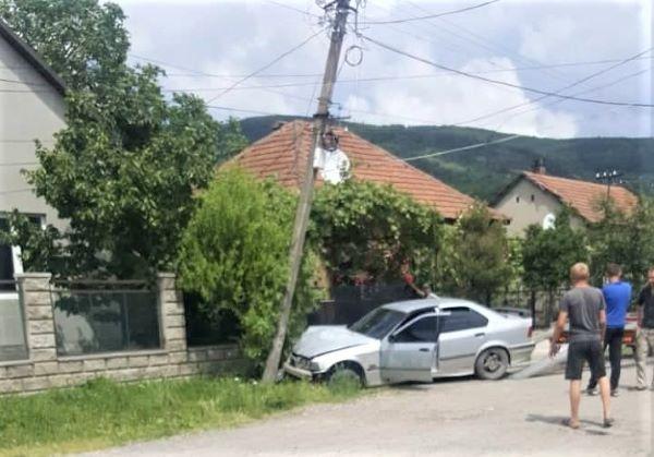 У Виноградові 6 червня трапилася ДТП
