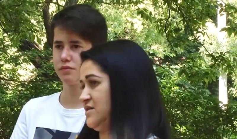 14-річний закарпатець із міста Виноградів бореться з важкою хворобою. Його мама благає про допомогу