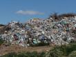 Ужгородське сміттєзвалище переповнене: шар сміття заввишки 18 метрів